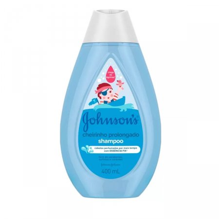 Shampoo Johnson's Cheirinho Prolongado 400ml