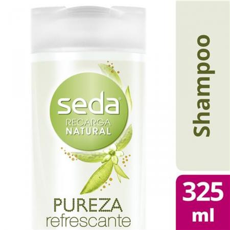 Shampoo Seda Recarga Natural Pureza Detox 325ml