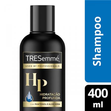 Shampoo TRESemmé Hidratação Profunda 400ml