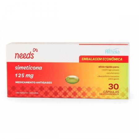 Simeticona Needs 125mg