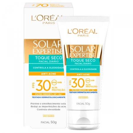 Protetor Solar Facial Expertise Toque Seco FPS 30