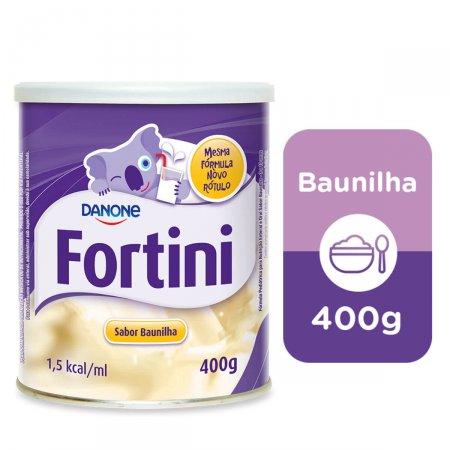 Fortini Sabor Baunilha