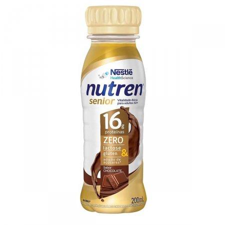 Suplemento Alimentar Nutren Senior Chocolate