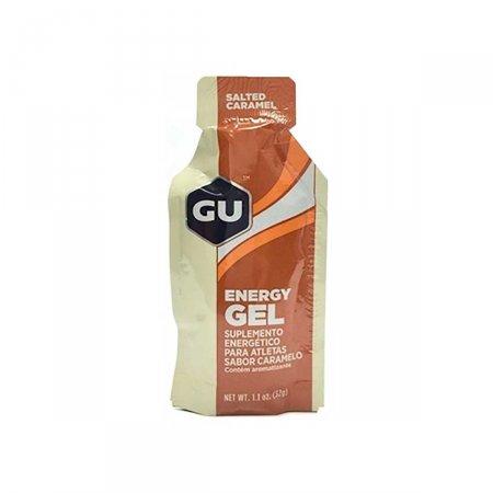 Suplemento Energético Gu Energy Gel Caramelo com 32g