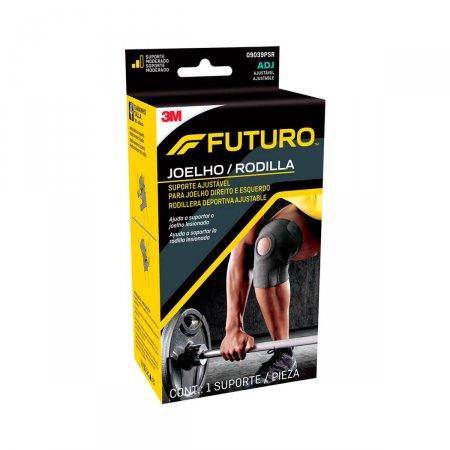 Joelheira Confortável 3M Futuro Bilateral Tamanho Ajustável