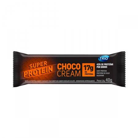 Barra de Proteína Super Protein Choco Cream