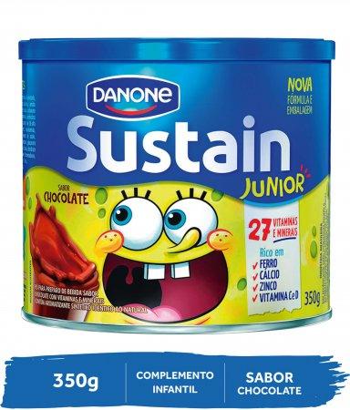 Sustain Júnior Chocolate 350g