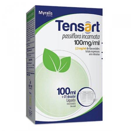 Tensart 100mg Solução Oral com 100ml + 1 dosador