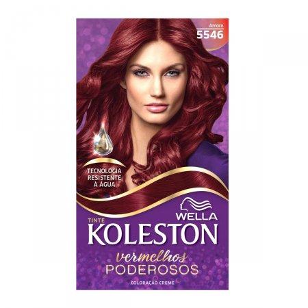 Tintura Creme Koleston Nº5546 Amora