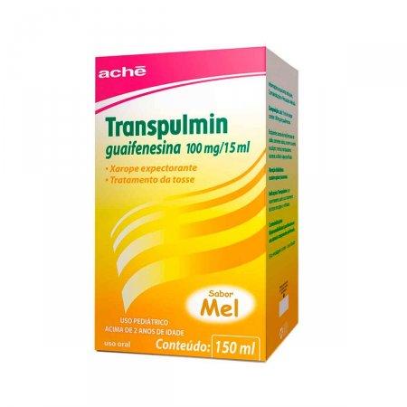 Transpulmin 100mg/15ml Xarope Expectorante 150ml
