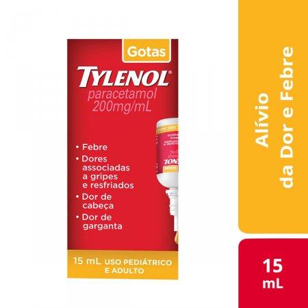 Tylenol 200mg/ml