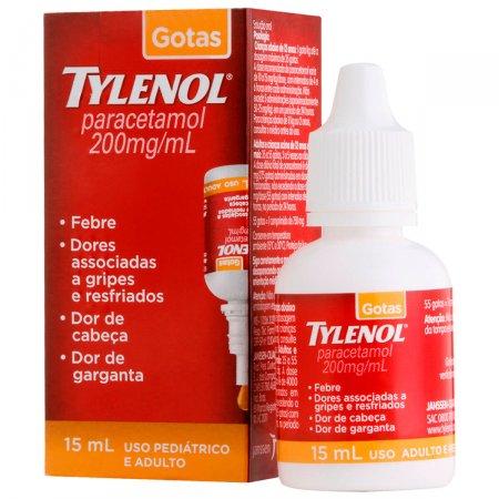 Tylenol Gotas 15ml
