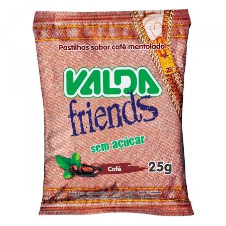Pastilhas Valda Friends Café