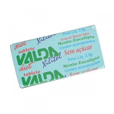 Tablete Valda Diet Xilitol 3,5g