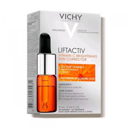 Sérum Facial Vichy Liftactiv Aox Concentrate 10ml