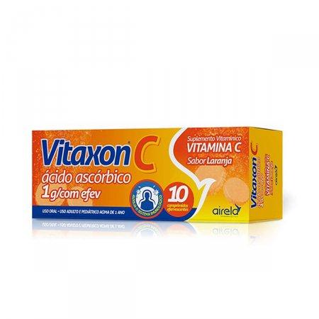 Vitaxon C 1g Sabor Laranja