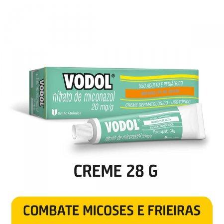Vodol 20mg/g Creme com 28g