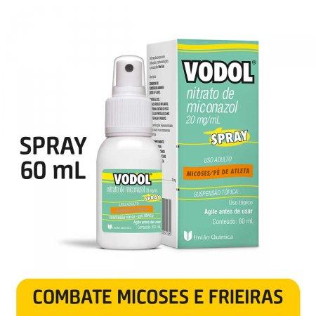 Vodol 20mg/ml Spray com 60ml