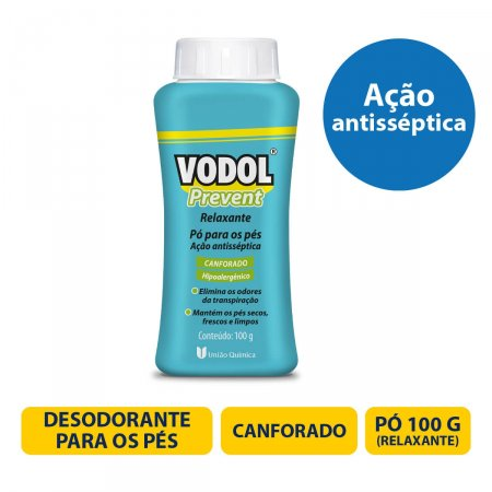 Vodol Prevent Relaxante