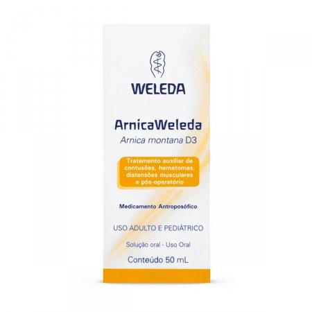 Arnica Weleda