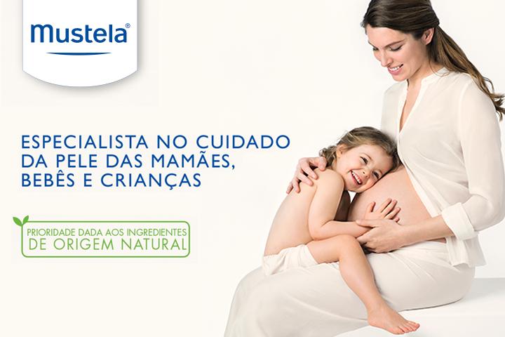 especialista no cuidado da pele das mamães,bebês e crianças